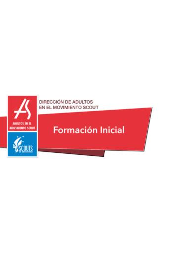 Formación Inicial 2019 – Nuevo Material