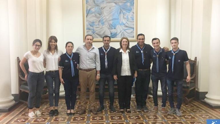 Convenio marco con la Municipalidad de Rosario
