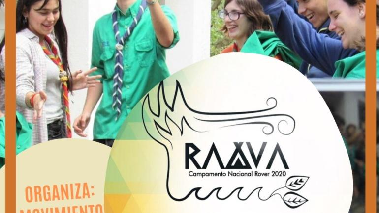 Sumate al RAAVA: Campamento Nacional ROVER de Uruguay