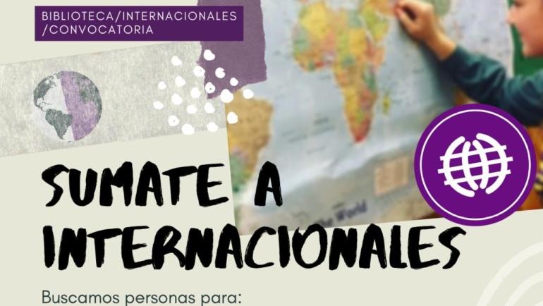 ¡Formá parte de la Comisión Internacional!