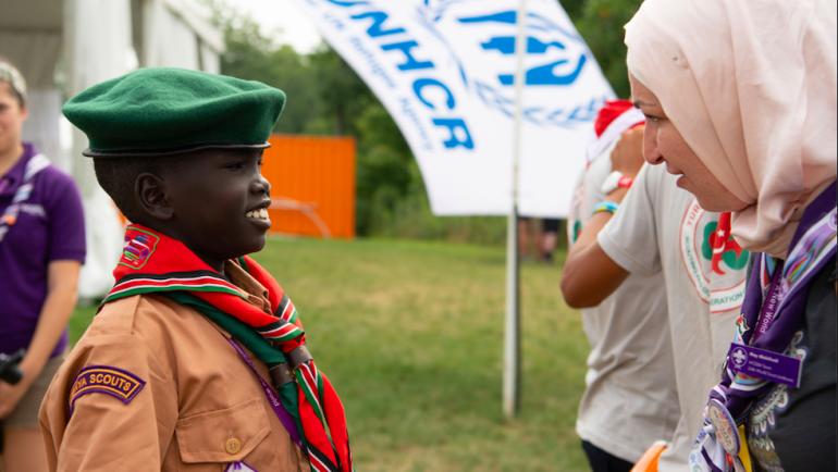 Nueva alianza entre la OMMS y la Agencia de la ONU para los Refugiados por la crisis del coronavirus
