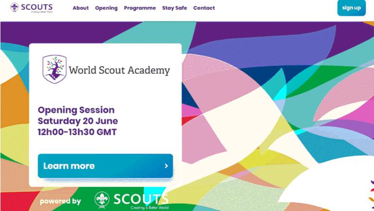 World Scout Academy: de Argentina al mundo