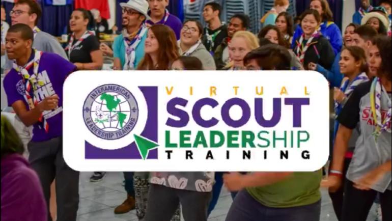 Se realizó el VSLT – Entrenamiento Scout Virtual de Liderazgo