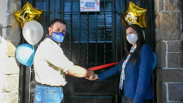 Se inauguró el segundo Centro de Gestión Comunitaria